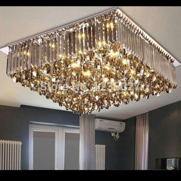 Newly Modern LED Crystal Ceiling Lamp Modern Square and Round Crystal Chandelier Flush M #LED #crystal  https:// seethis.co/El5Em6/  &nbsp;  <br>http://pic.twitter.com/lZ1otVuwYy