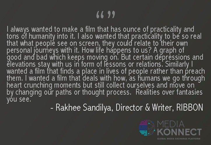 #WednesdayWisdom gets a wise ribbon! @rakhee_sandilya on what moved her to make #Ribbon @kalkikanmani @vyas_sumeet<br>http://pic.twitter.com/XIuY15Mlrs
