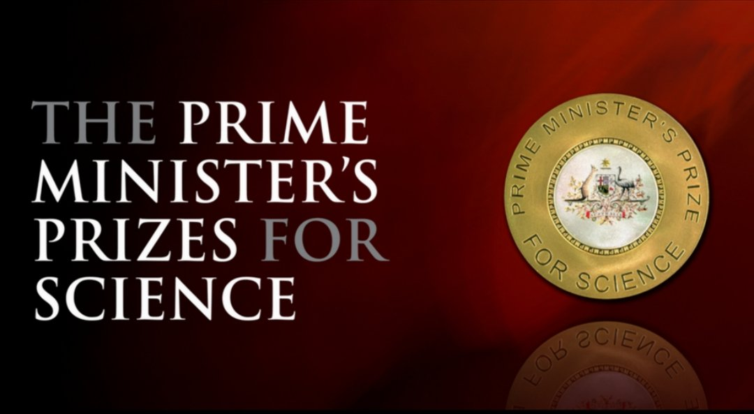 Tune in right now to watch the #PMprize live streamed by @RiAus!   htt...