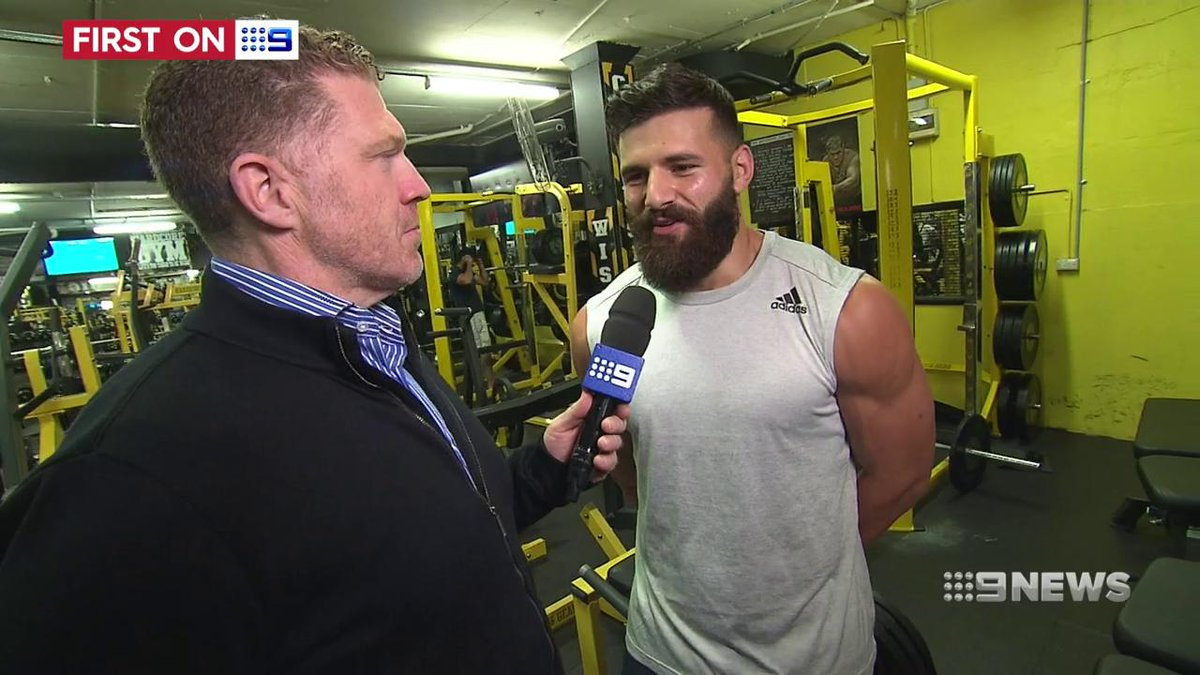 Josh Mansour admits the demons of the severe knee injury he suffered on last year's @Kangaroos tour still haunt him. @Danny_Weidler #9News