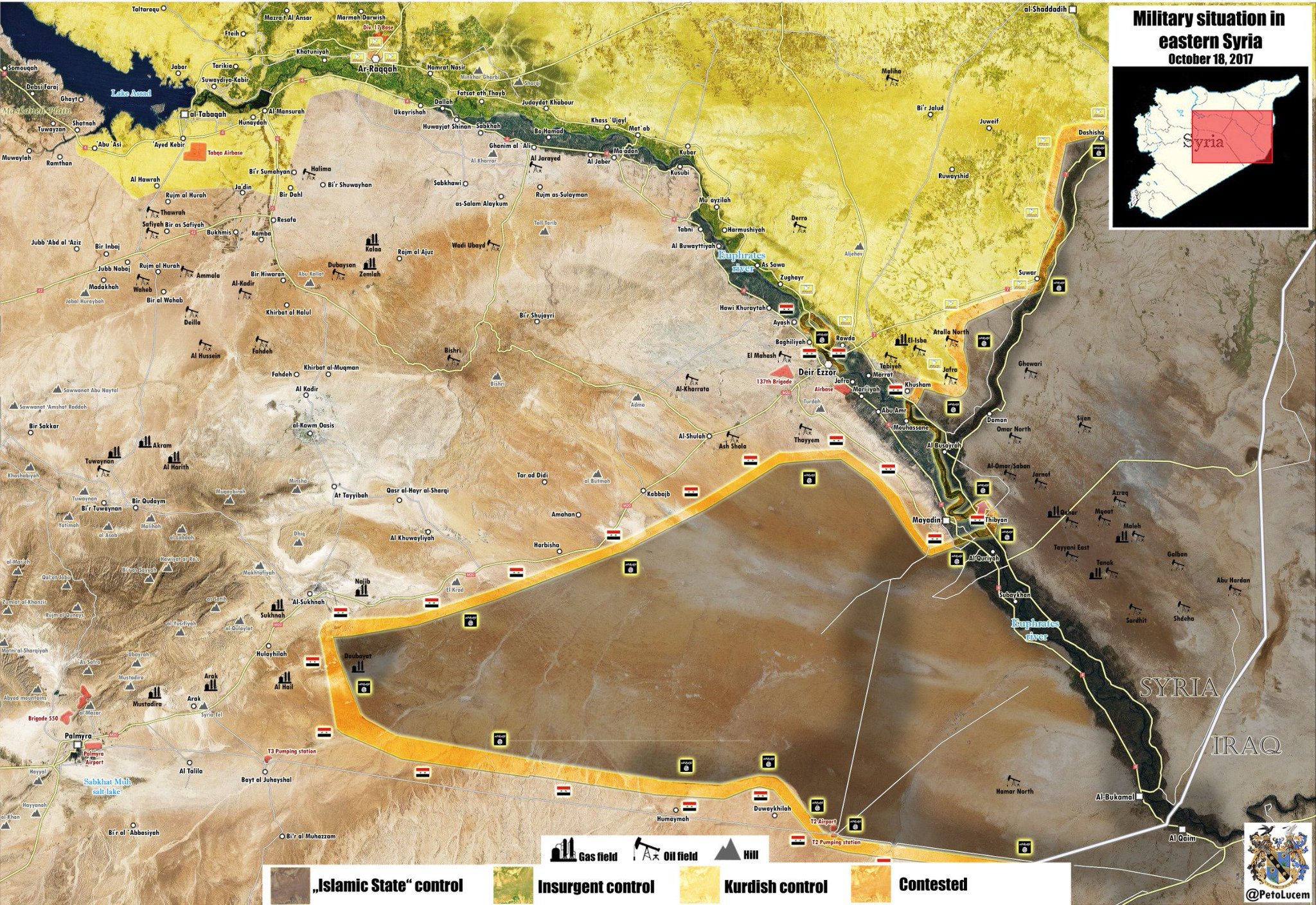 Syrian War: News #16 DMZ6dtYWkAAKwrW
