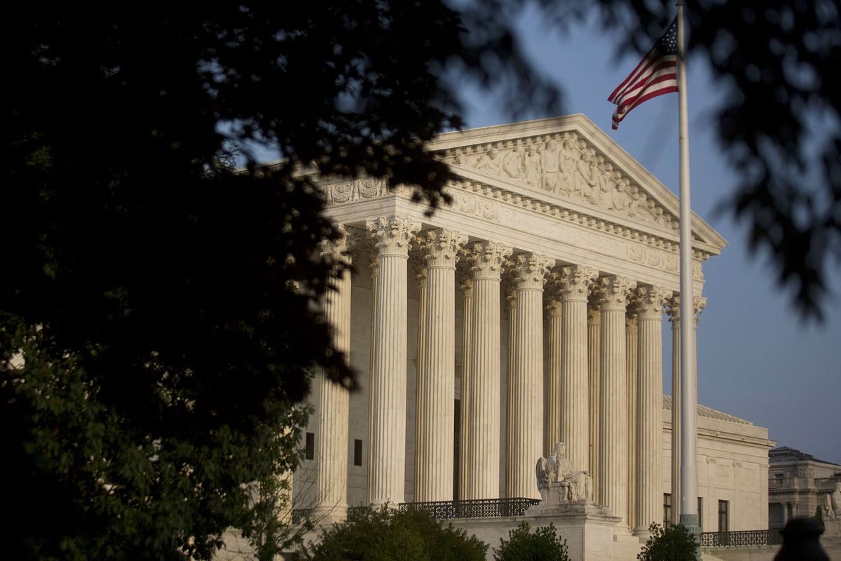 U.S. Supreme Court drops securities-fraud argument after the sides say they're near a deal https://t.co/6tfMoQwwBa
