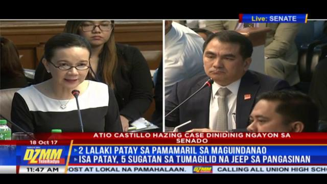 Poe: You can continue lecturing but you don't have to be dean.   LIVE: http://bit.ly/2kWAaAL