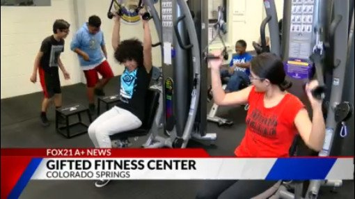 A+ NEWS: New state-of-the-art fitness center now in full swing at Jack Swigert Aerospace Academy #COSprings https://t.co/44H3Ua9NtS