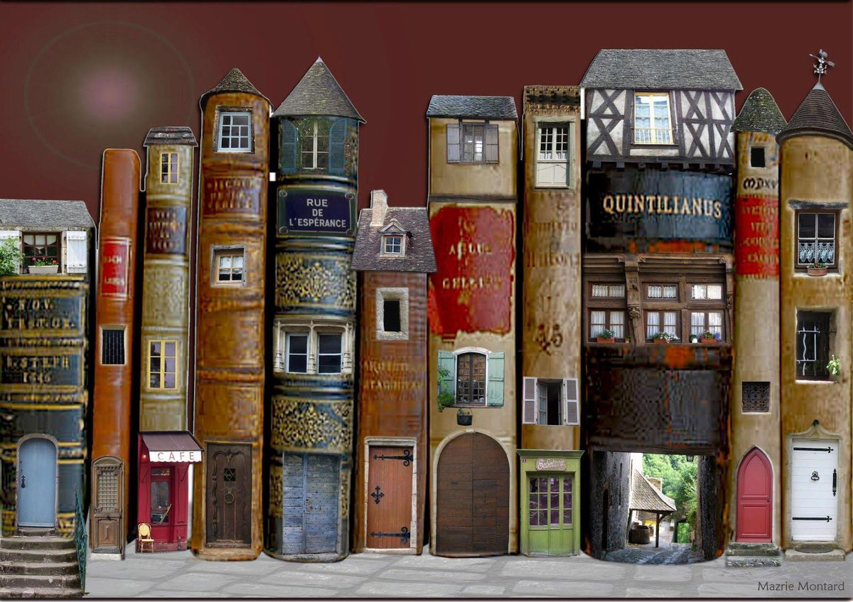 """""""Nothing is more human than a book.""""  —Marilynne Robinson #reading #writing<br>http://pic.twitter.com/WvZUhIcMC3"""