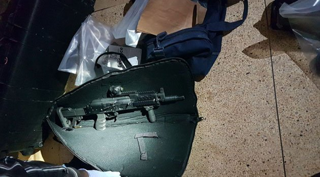 Police seize seven guns, 600 bullets from Jimmy Wanjigi's home https://t.co/t2ejH3tXhb