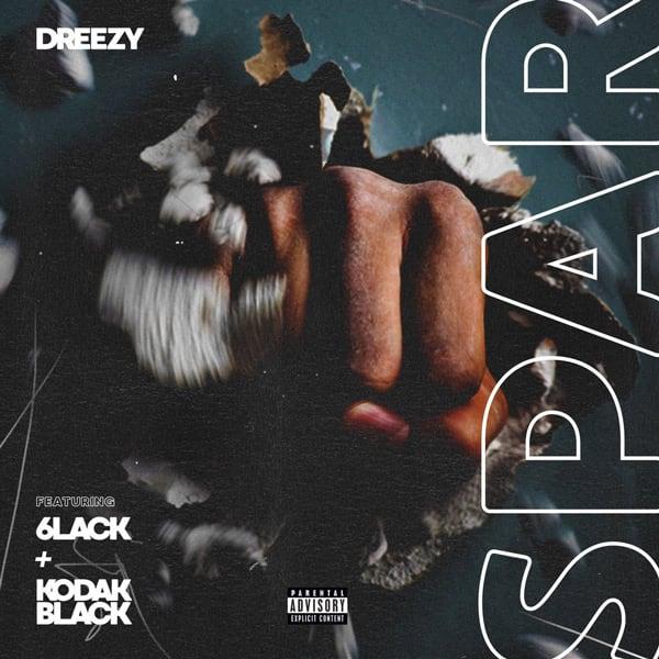 Listen to @6LACK and @kodakblack1k get political on @dreezydreezy's new single 'Spar.' https://t.co/0bpBjwiUQ0