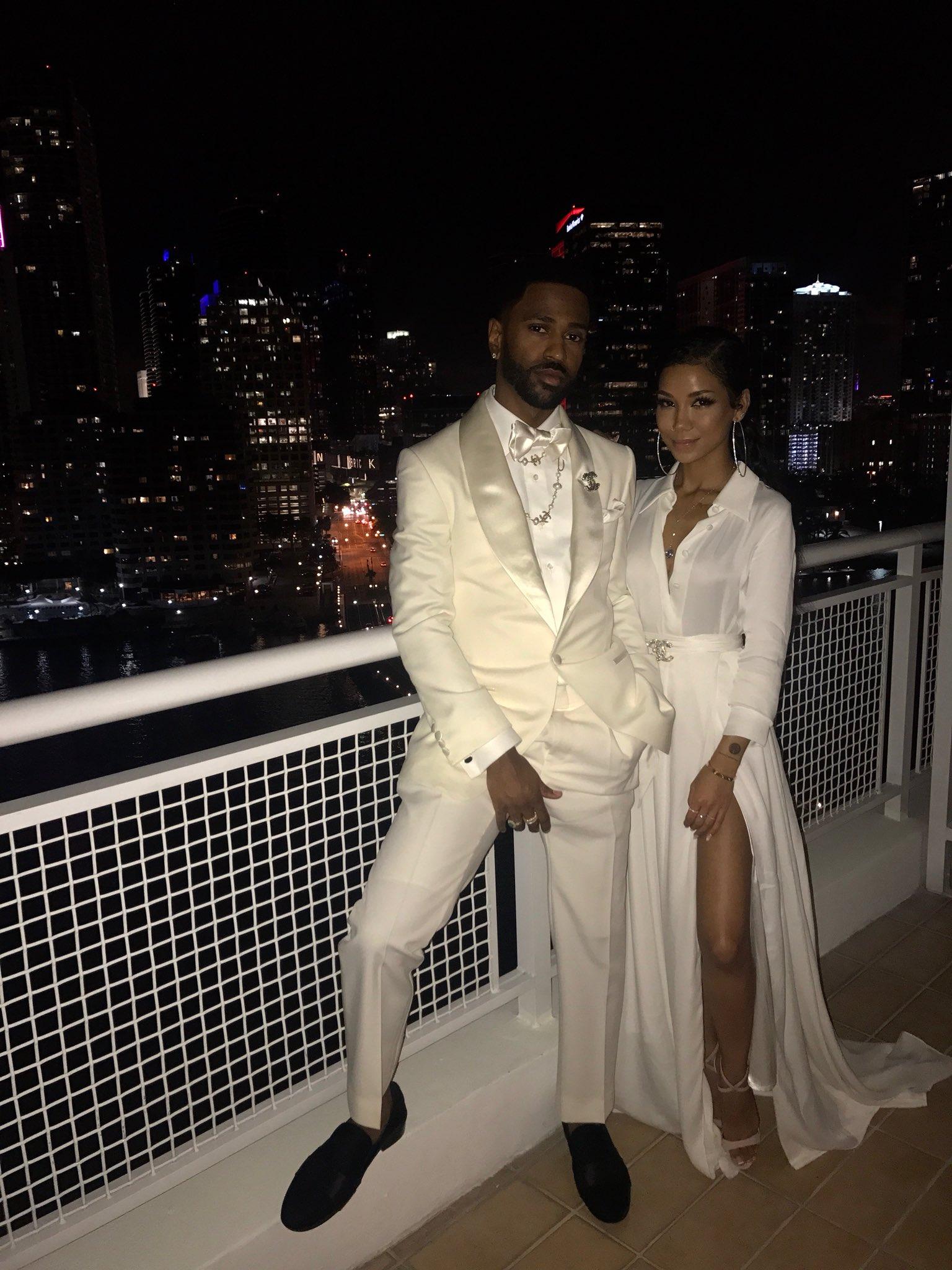 Made it down for Gucci n Keyshia wedding. https://t.co/HhjoOW5DYC