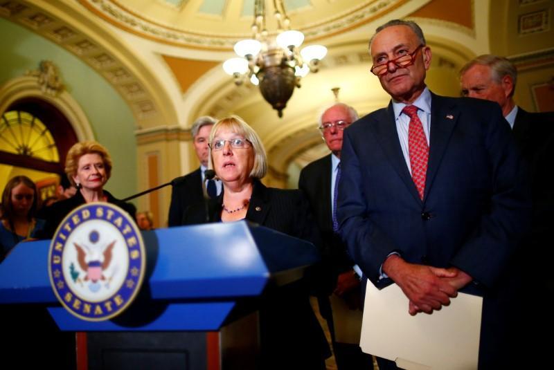 U.S. senators reach bipartisan deal on Obamacare, Trump indicates support https://t.co/6zEENm5Cvo