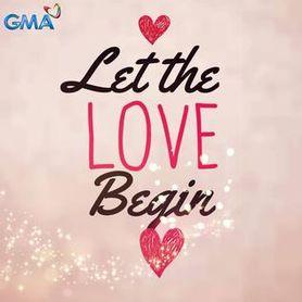 Let the Love Begin -  (2015)