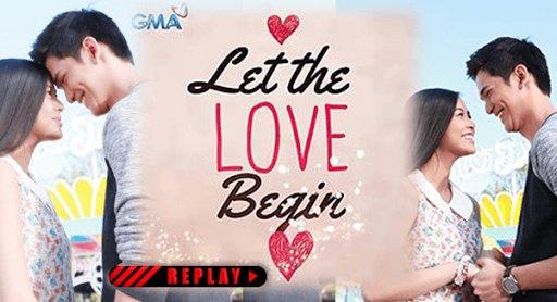 Let the Love Begin (2015)