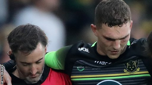 Major blow for Wales before the autumn internationals - it looks like they will be without wing George North https://t.co/9JdmFSGj0Q