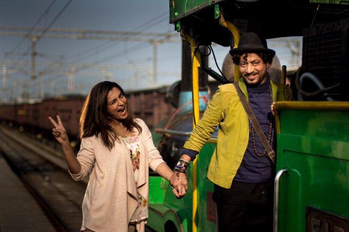 #JaanLeLuTeri 🎧 🎧https://t.co/TVVEkDy3mE @ZeeStudios_ @QQSTheFilm #Parvathy https://t.co/IRLUIibiwt