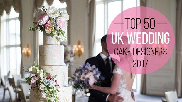 Brighten up a gloomy Wednesday by checking out the UK&#39;s top 50 #wedding cake designers 2017  -  https:// goo.gl/urMZzz  &nbsp;   #weddingwednesday <br>http://pic.twitter.com/HIPodP5WSK