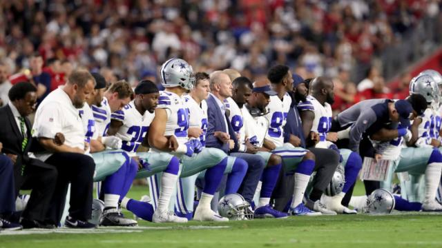 NFL won't force players to stand during national anthem https://t.co/HurtcG0XWN
