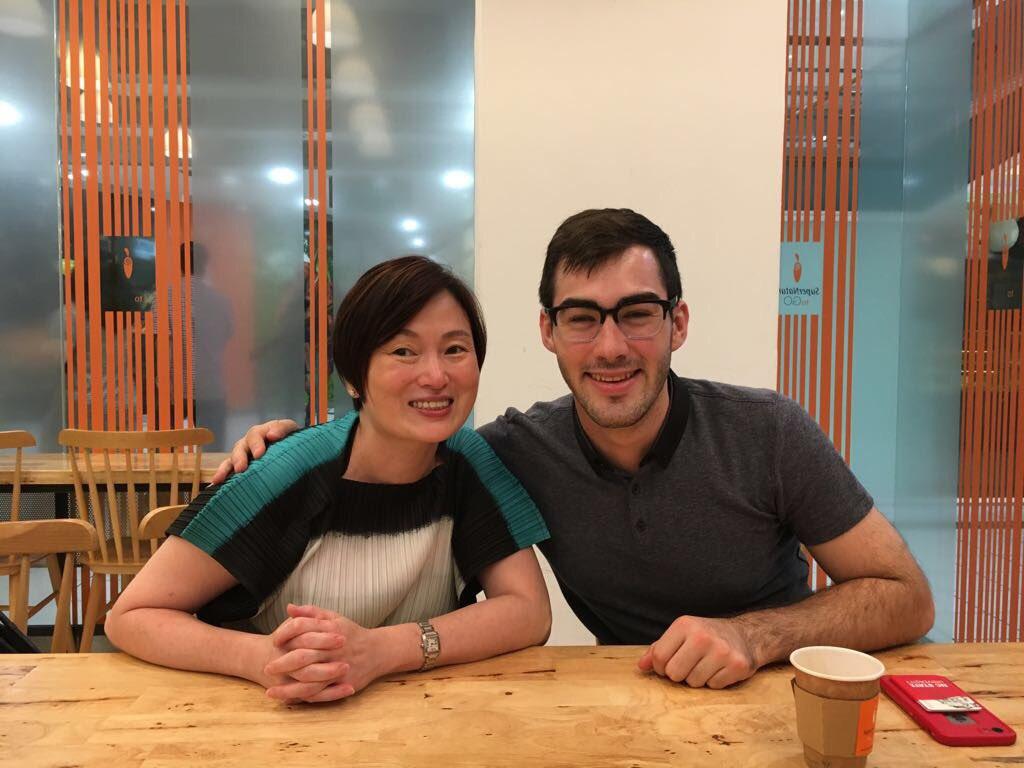 Steder at gå dating singapore