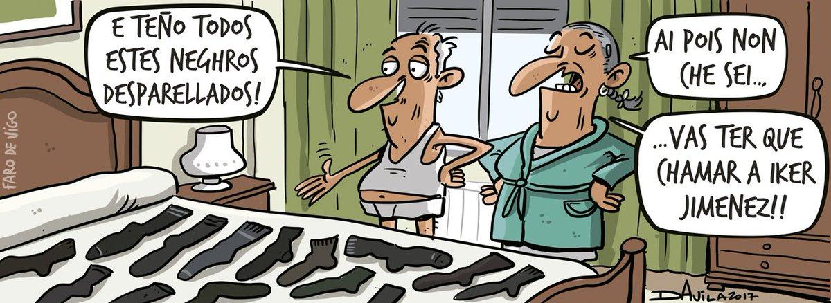 #FelizMiércoles A quen non lle pasan as cousas que conta @OBichero?  M...
