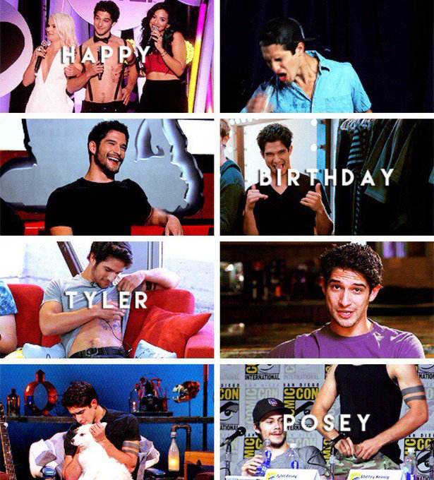 26     Happy Birthday, Tyler Posey