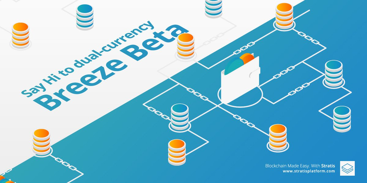 On the 23rd of this Month #Stratis will be releasing breeze beta on testnet with $STRAT and $BTC. A multi-currency SPV Wallet #blockchain<br>http://pic.twitter.com/EvSABq6ULZ