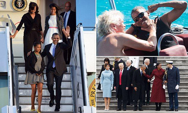 What Michelle Obama &#39;said when she left the White House&#39; #white  http:// cmun.it/axkQcDe  &nbsp;  <br>http://pic.twitter.com/8kxI1vGnEG
