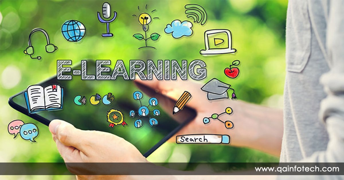 Avail #eLearning app #testing services @QAInfoTech &amp; ensure that your #apps work flawlessly. To know more visit  https:// qainfotech.com/elearning.html  &nbsp;  <br>http://pic.twitter.com/fYAqDTw56H