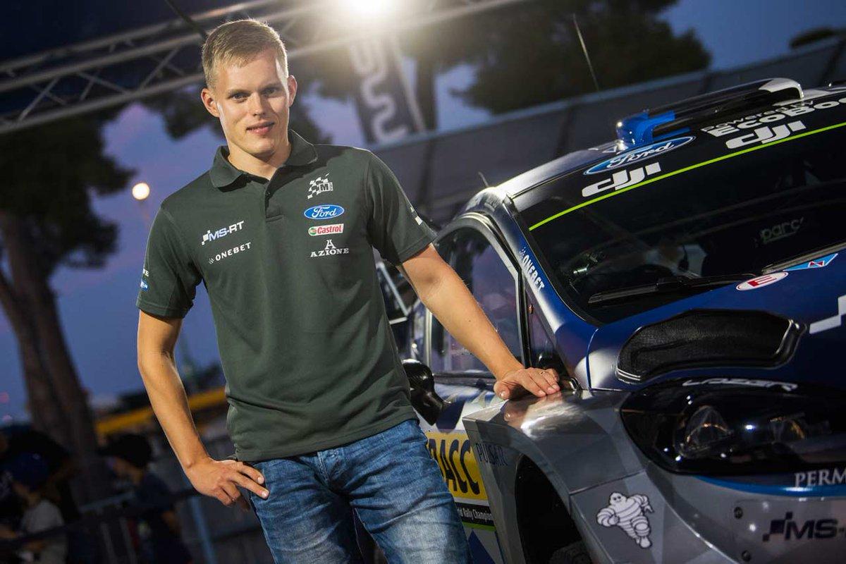 WRC:トヨタが2018年シーズンの体制を発表。ハンニネンに代わりタナクが加入 https://t.co/foRJlueTa4 #WRC #WRCjp #Toyota #タナク #トヨタ