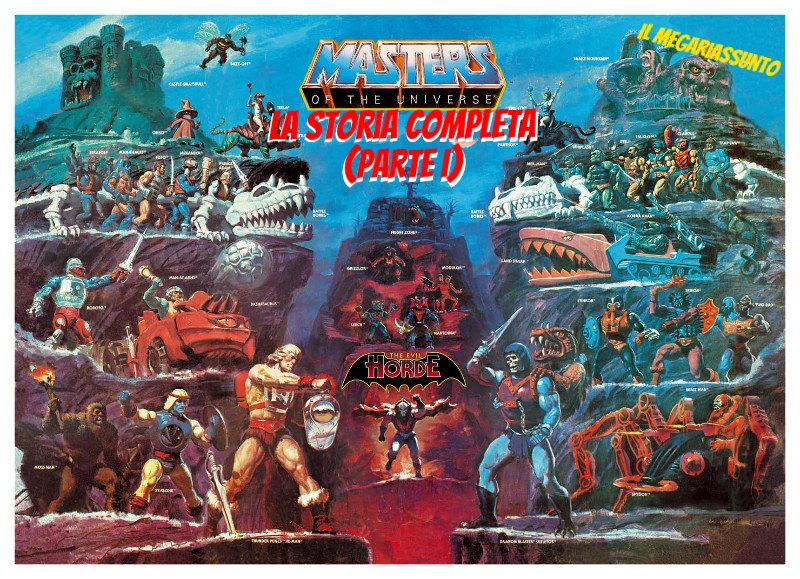 HE-MAN AND THE MASTERS OF THE UNIVERSE, la storia cronologica COMPLETA  http:// mikimoz.blogspot.it/2017/10/la-sto ria-di-he-man-and-the-masters-of-the-universe.html &nbsp; …  #HeMan #MastersoftheUniverse #Skeletor #fantasy<br>http://pic.twitter.com/kOQqohmL0F