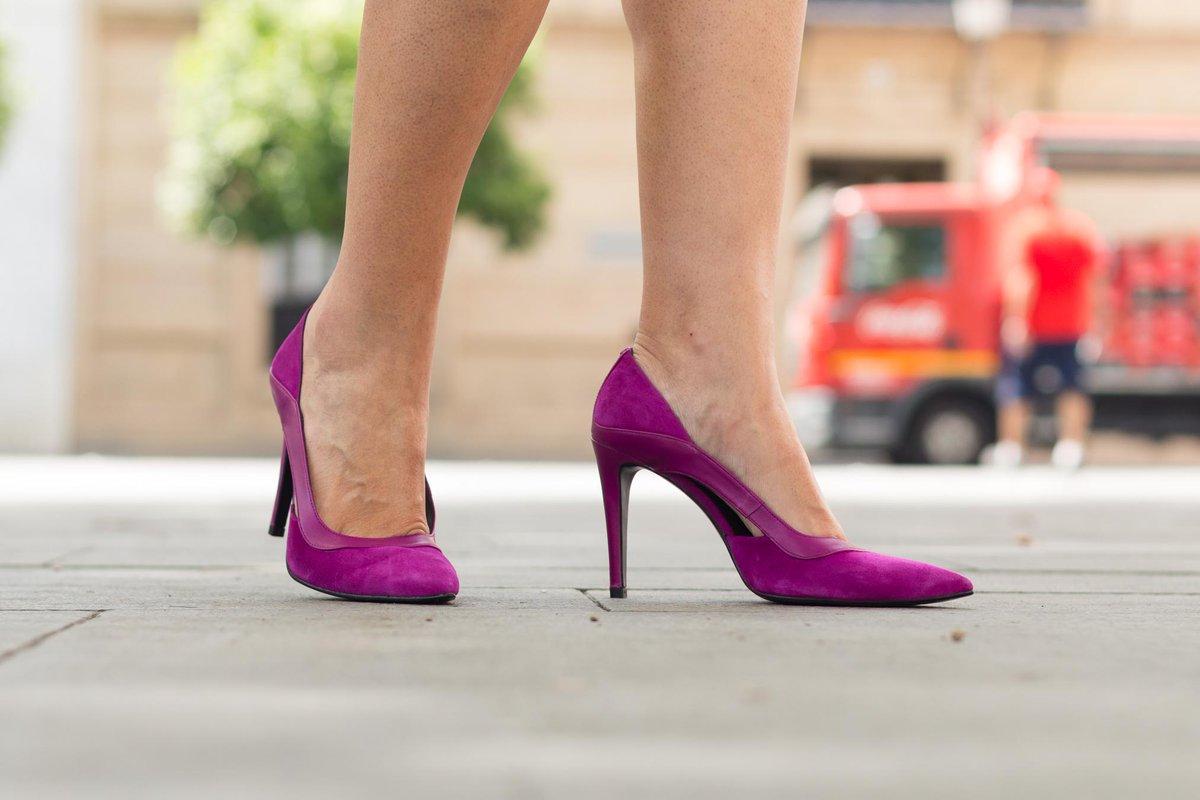 Nuria cobo zapatos on twitter un stiletto para no equivocarte agatha para mis - Zapatos nuria cobo ...