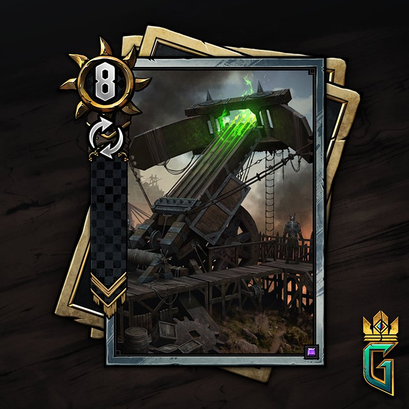 [Upcoming Patch] All New Cards : Gwent