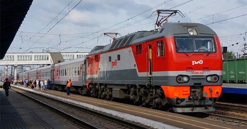 Расписание поездов рига киев