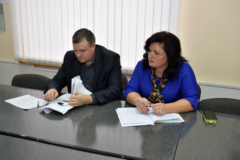 Николай Терехов провел прием жителей по личным вопросам