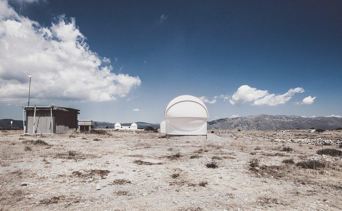 Telescope Series 008  #architecture ESO 2017 #photography #film