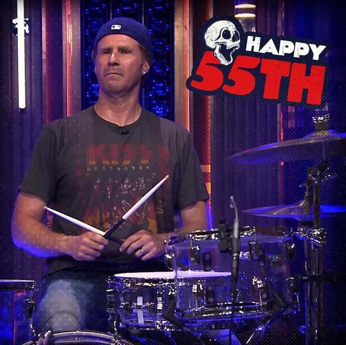 Happy Birthday Chad Smith!