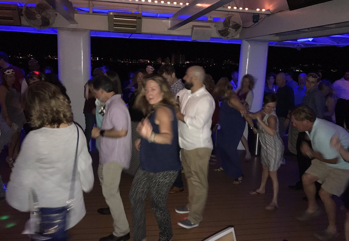 test Twitter Media - Last night's Client Appreciation Dinner was one giant dance party! Here's the BST team doing the cupid shuffle with some PowerUp attendees! https://t.co/EodgIf4tp2