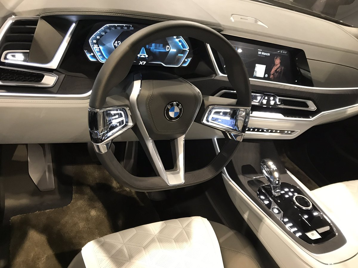Lindsay Rice On Twitter Bmw X7 Reveal Last Night Thanks Autostradaforum For The Great Evening Saw The New 2018 M5 Too Beauty