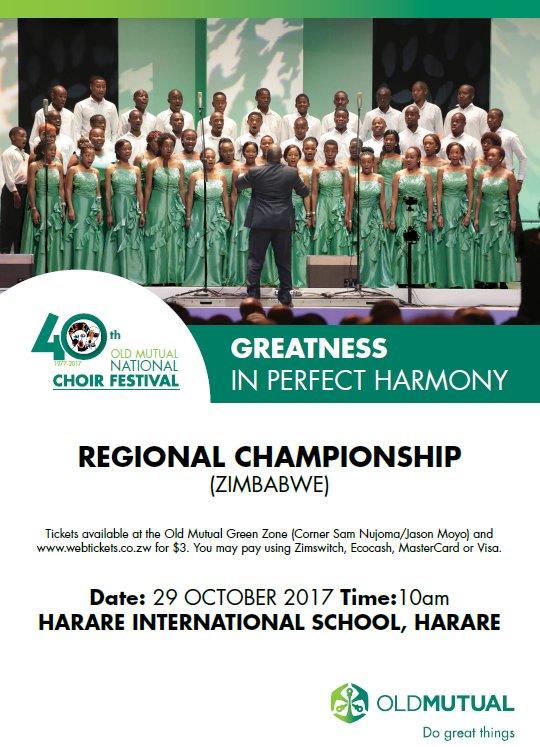 Harmony dating zimbabwe