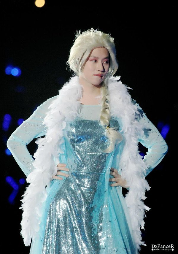 madam clara on twitter will i ever get my elsa chul and jack frost taeyong for smtown halloween