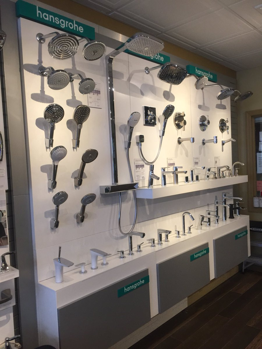 Dean Camastro On Twitter New Hansgrohe Display At Utica Plumbing Supply 769 Ave Brooklyn