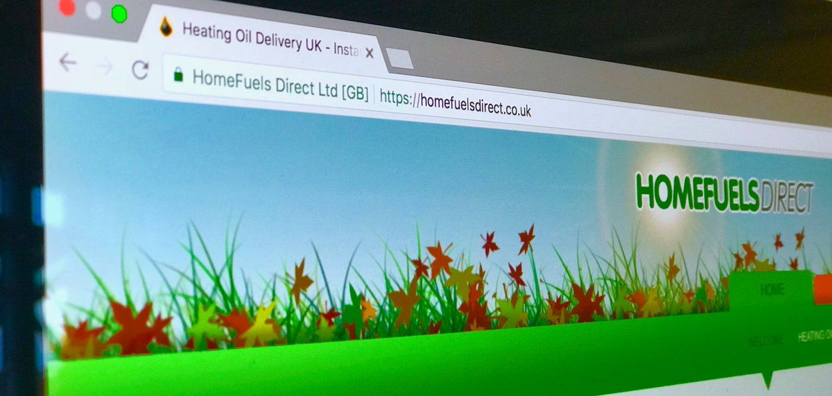 Homefuels Direct On Twitter The Padlock Symbol Https In