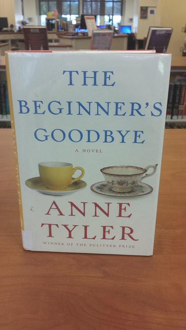 Happy Birthday to author, Anne Tyler!