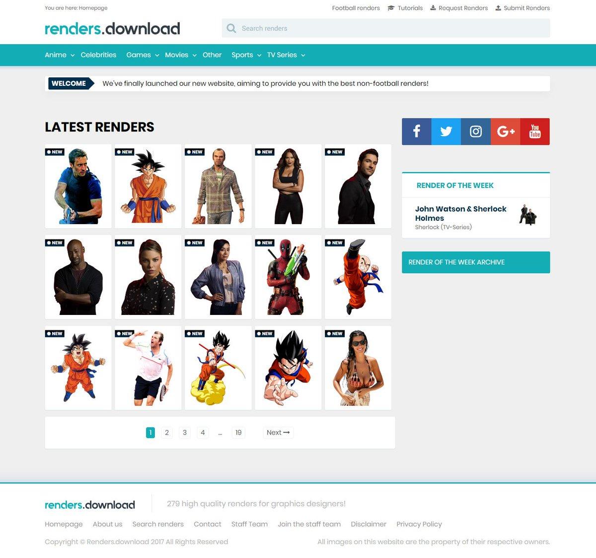 download models,