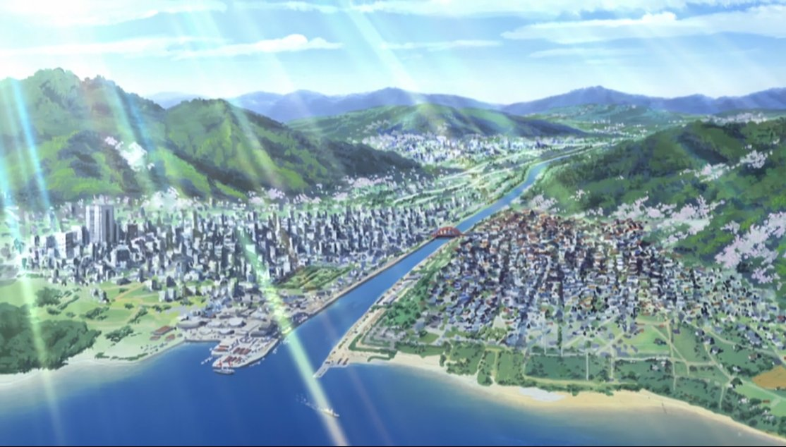 冬木市、この都市規模のくせに橋が1本しかないとか失敗なのでは?