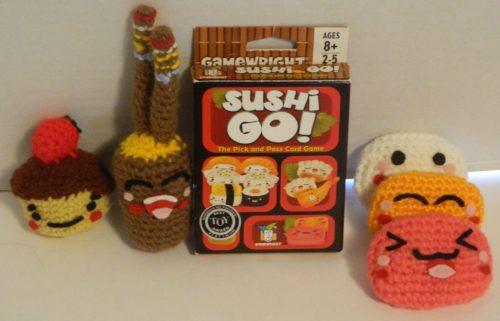 Sushi Crochet Pattern - Amigurumi Food | Lebensmittel häkeln ... | 321x500
