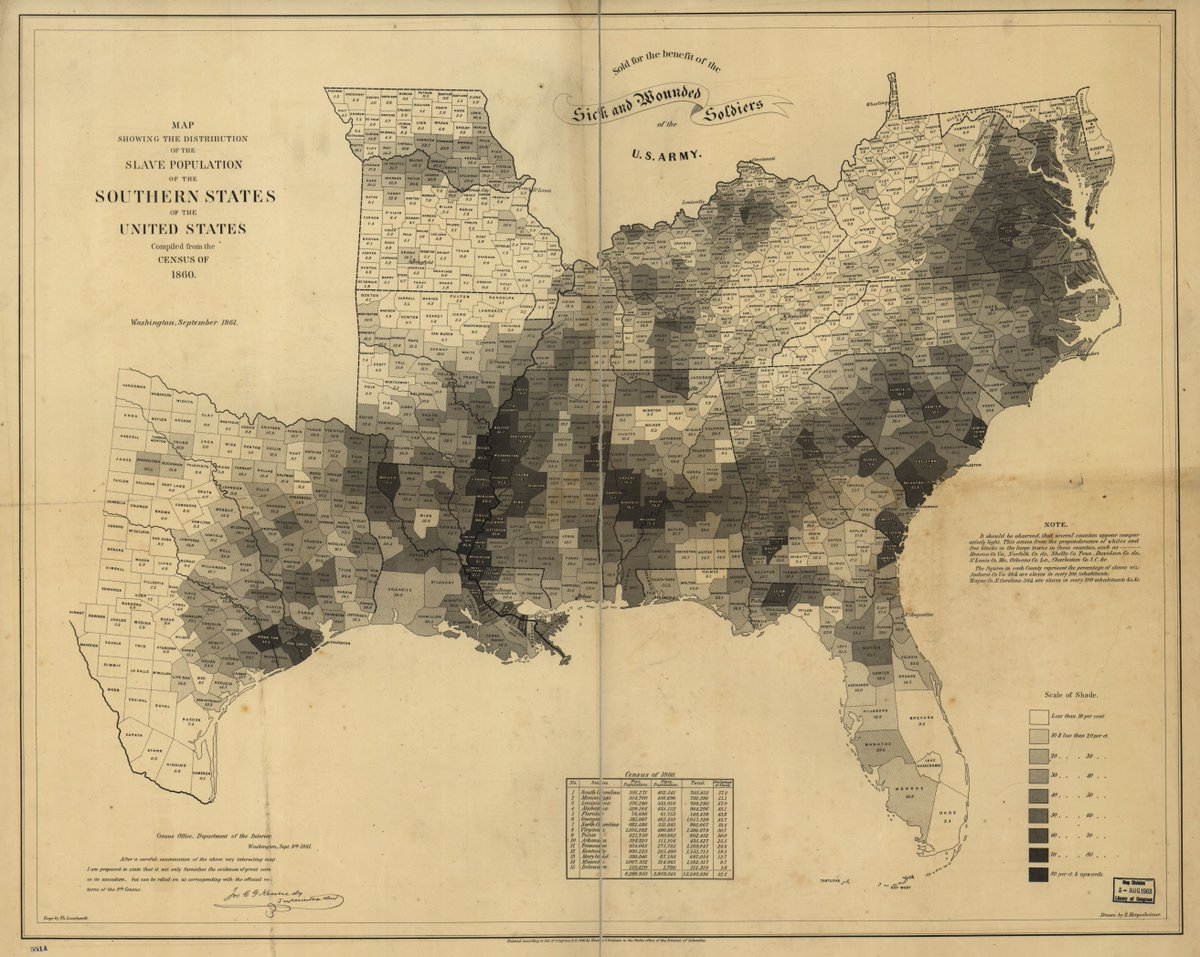 Maps of census statistical areas