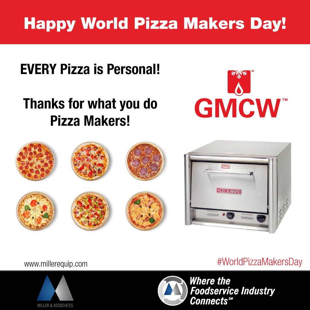 worldpizzamakersday hashtag on Twitter