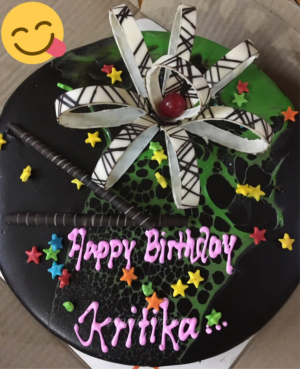 Anjali Arora On Twitter And As Promised Heres The Birthday Cake