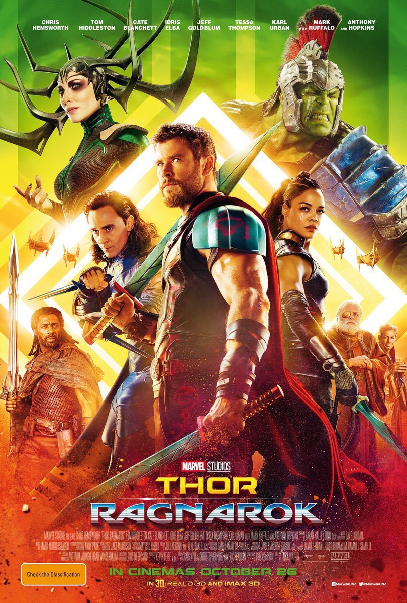 is thor ragnarok on netflix uk