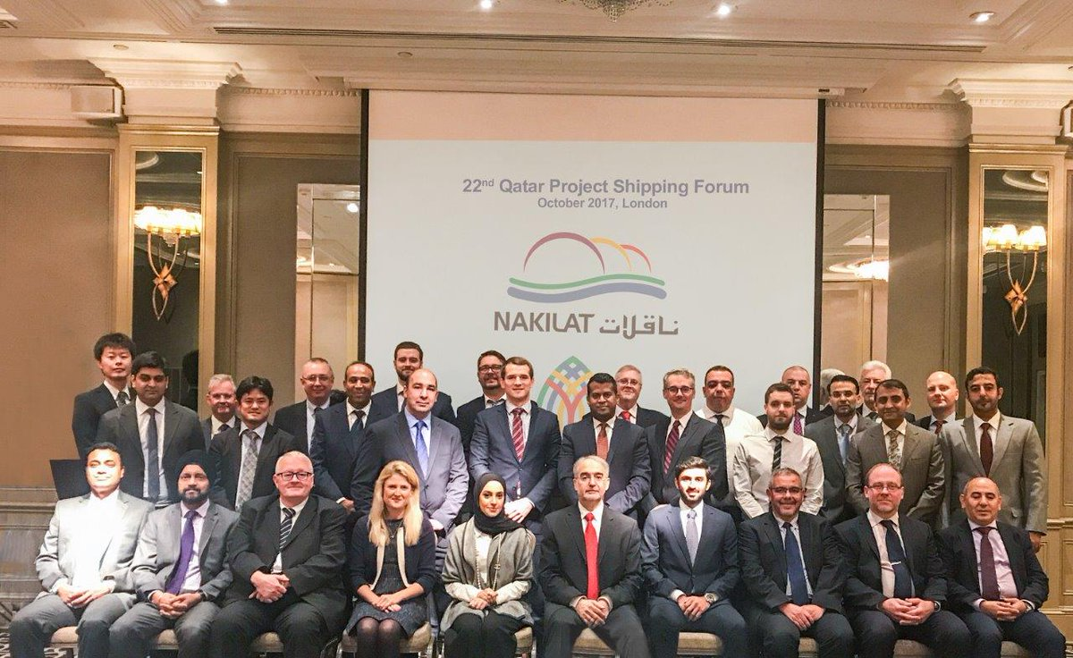 Nakilat successfully held the 22nd edition of Qatar Project Shipping Forum (QPSF). #NakilatQatar #shipping #maritime #QPSF #forum <br>http://pic.twitter.com/zizt5RhqYf