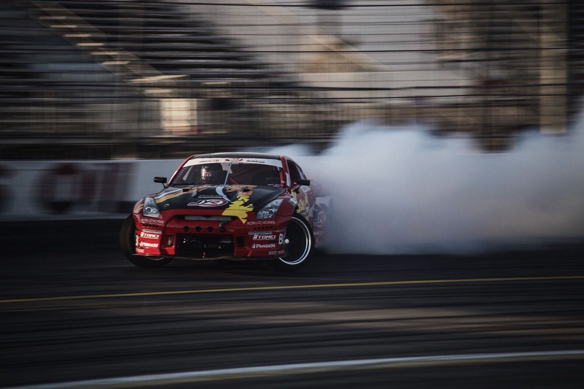 To: Robbie Nishida Thanks for letting us to be your part of adventure. We all are going to miss you @FormulaDrift #Farewell #TeamAchilles<br>http://pic.twitter.com/j7KNKH9vIn