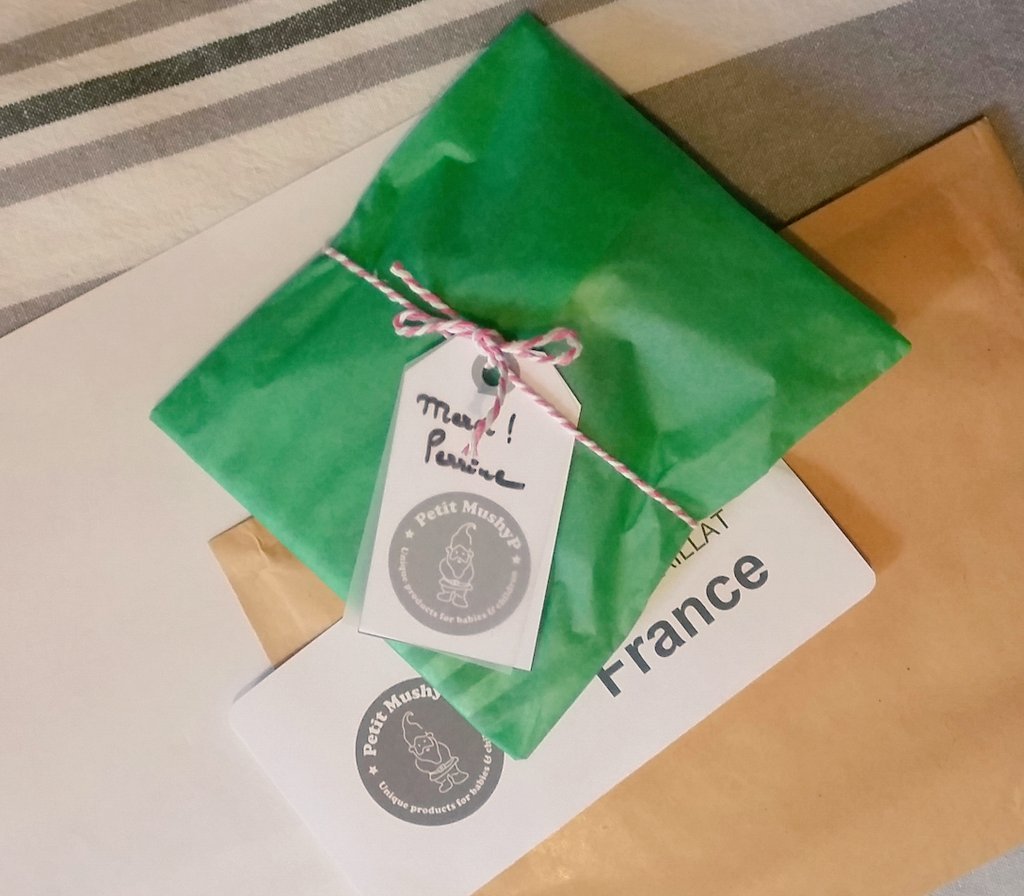 Packing time - this parcel is about to t...